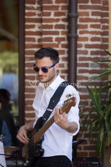 I musicisti: Simone Pollino