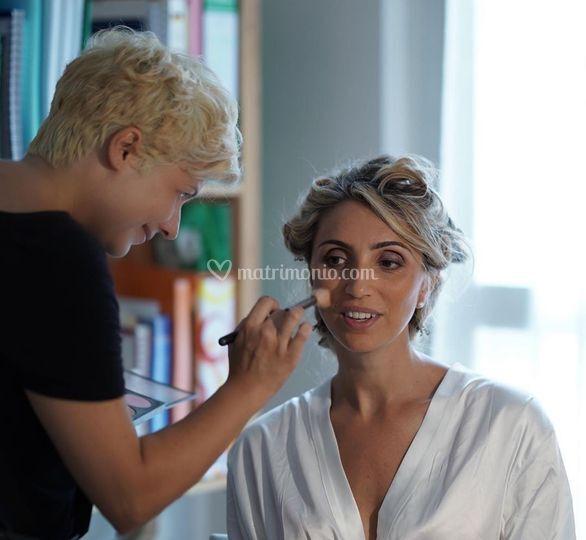 Paola Fortuna Make up Artist