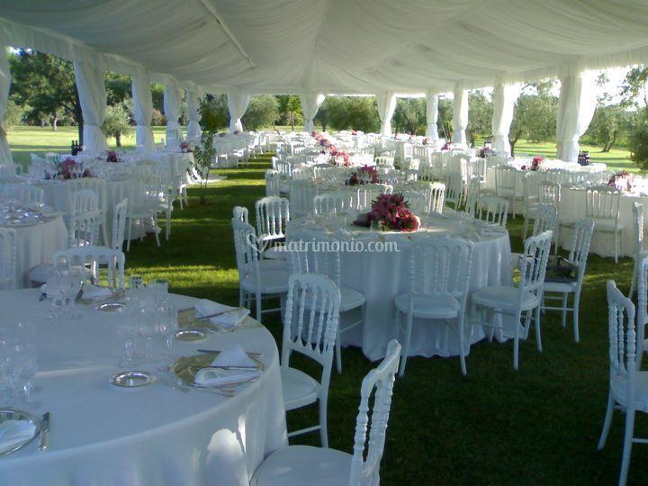 Evento presso Villa Toscana