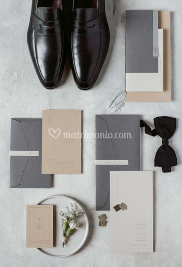 Male minimal suite