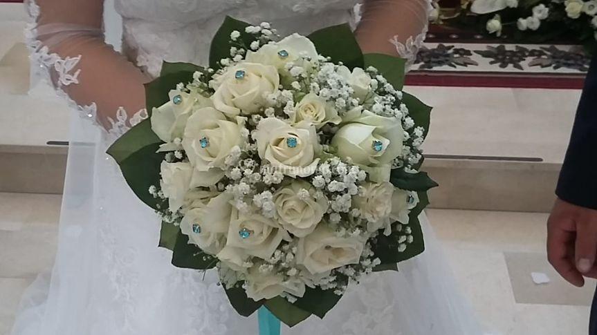 Bouquet acqua di mare