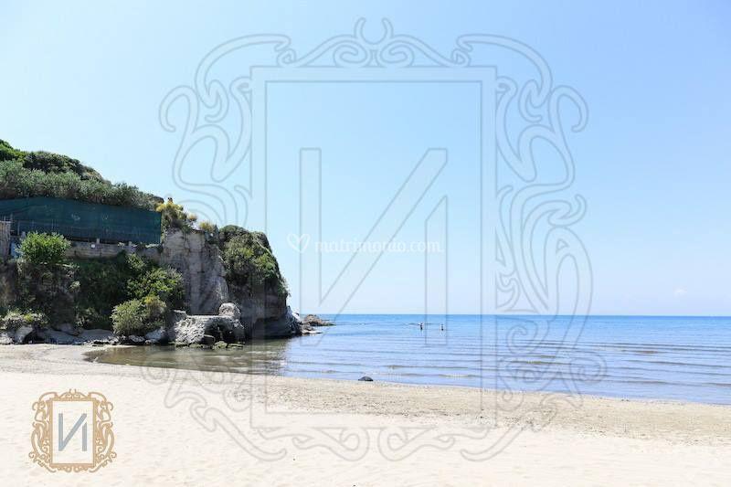 Spiaggia privata di Nabilah