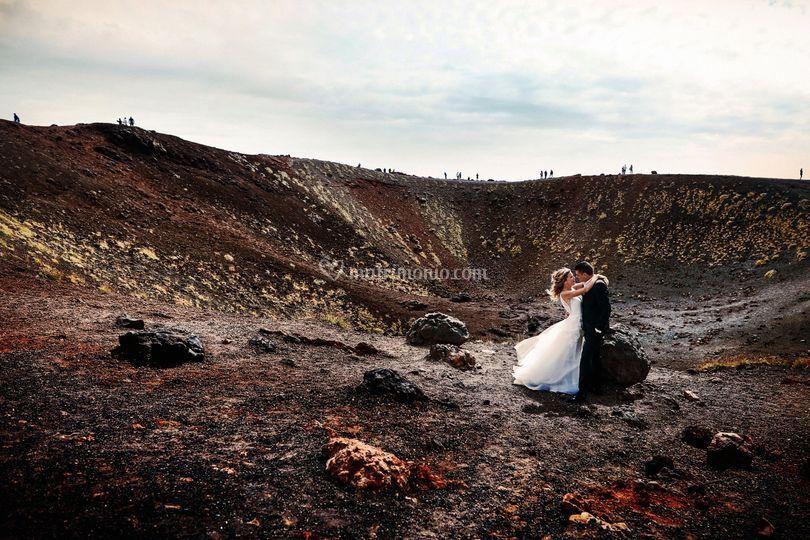 Etnascenario esclusivo crateri
