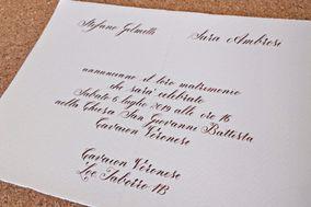 Silvia Raimondi - Calligrafia