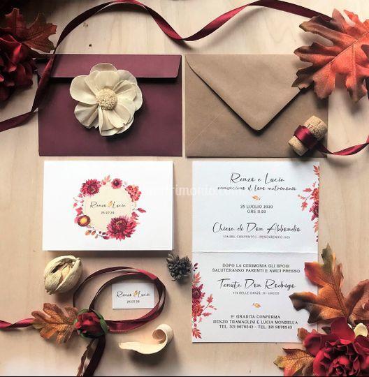 Autumnal Wedding 2