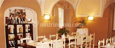 Sala nostro ristorante