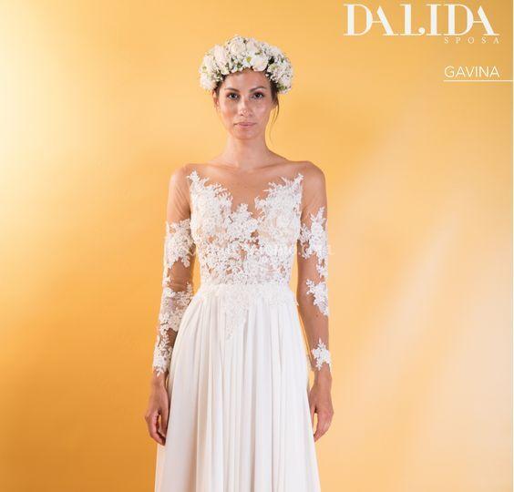 Dalida Sposa Glamour
