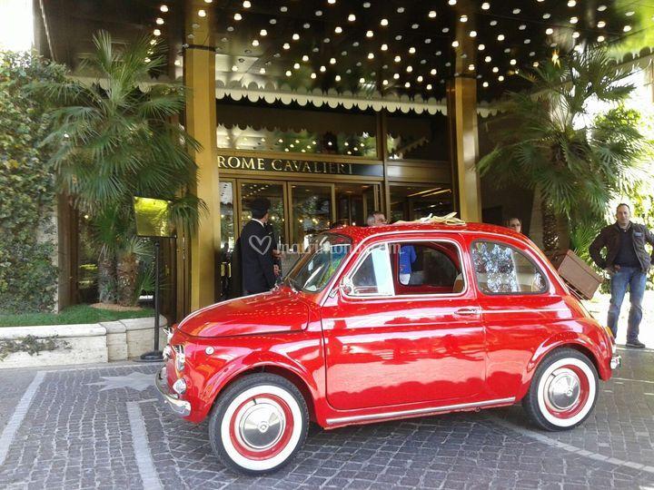Fiat 500 del 70
