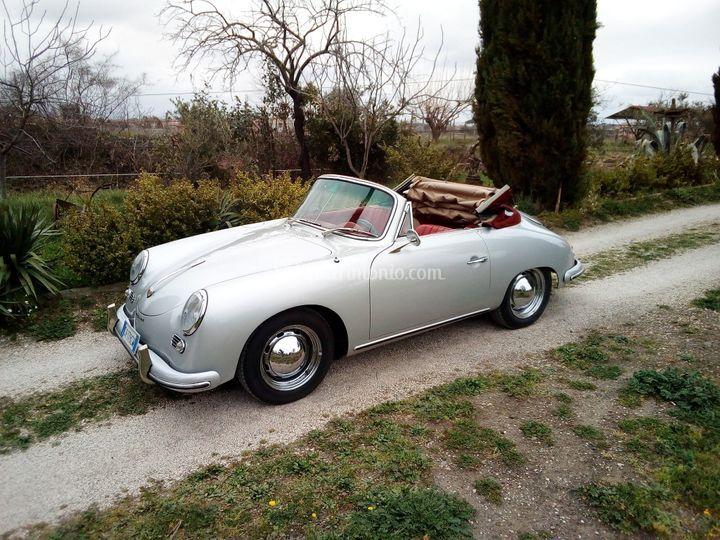 Porsche 356 cabrio anni 60