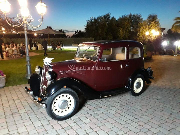Fiat balilla anni 40