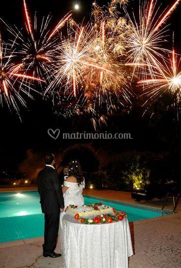I sette borghi for Matrimonio bordo piscina
