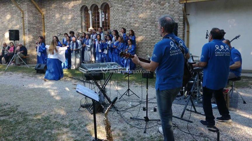 OMG coro gospel!