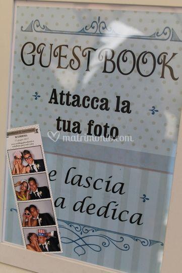 Guestbook e fotostrip