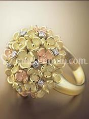 Anello bouquet