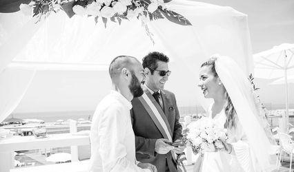 Tonigar Cerimoniere - Celebrante Matrimonio Civile 1