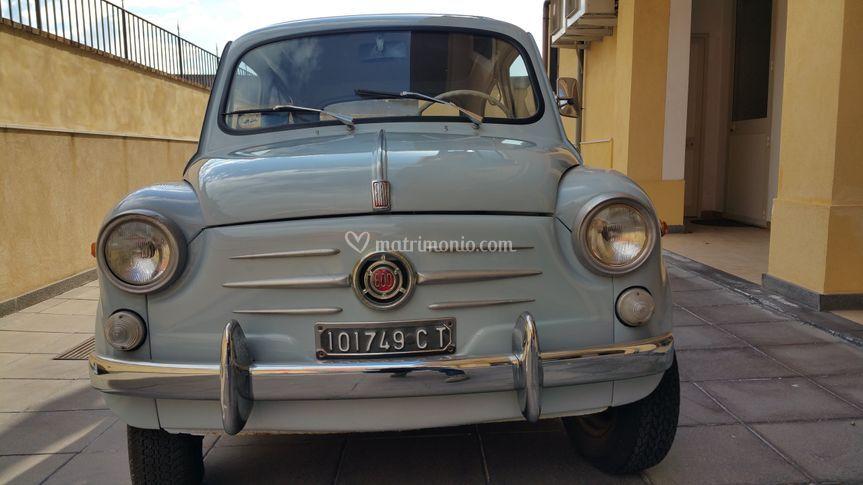 Fiat 600 anni 60