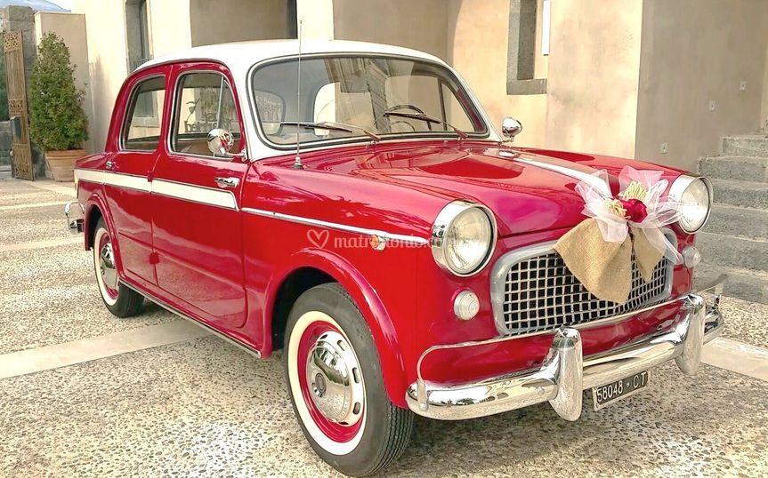 Fiat 1100 Lusso '59