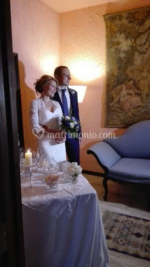 Confettata Elena&Fabrizio
