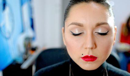 Francesca Makeup 1