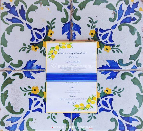 Wedding in Sorrento