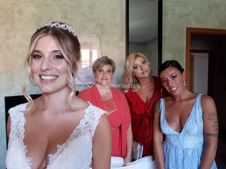 Sposa, madre e testimoni