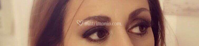 Trucco beauty focus occhio