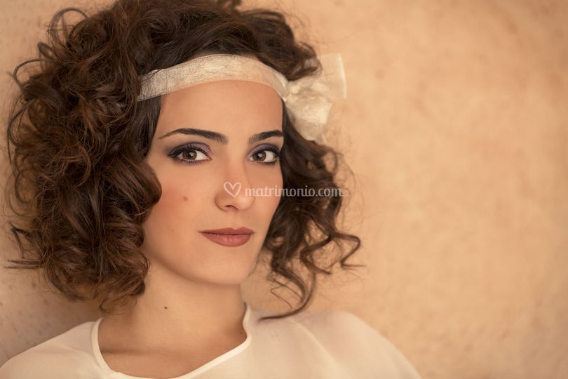 Super Trucco sposa stile anni '70 di Addictive Make Up | Foto HO88