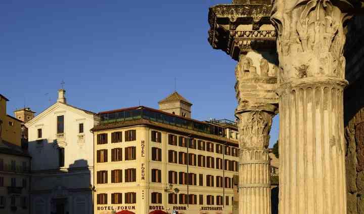 Hotel Forum Esterno