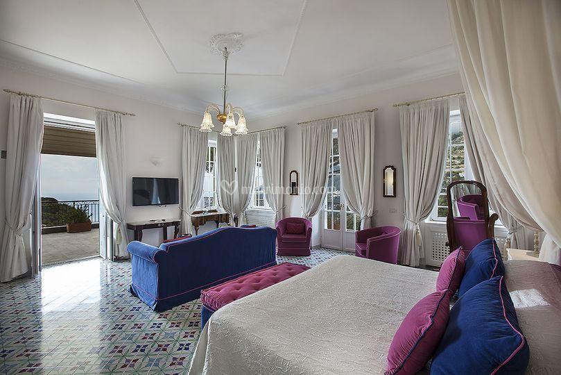 Junior Suite Villa Maria