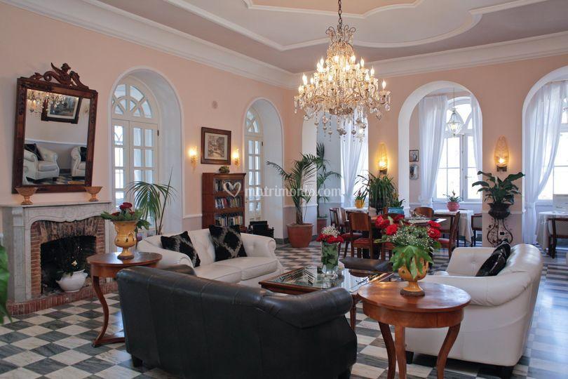 Lounge Villa Maria