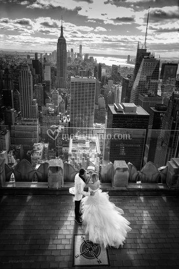Matrimonio Simbolico New York : Alessandro colle