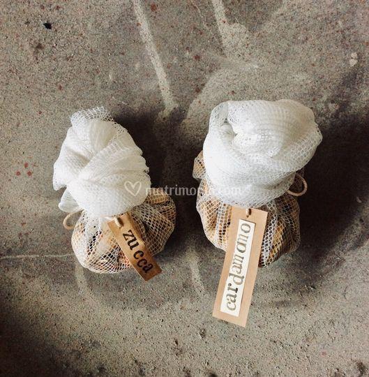 Bomboniere di semi