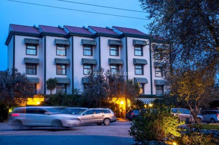 Pubblicazioni Matrimonio Fiano Romano : Best western park hotel