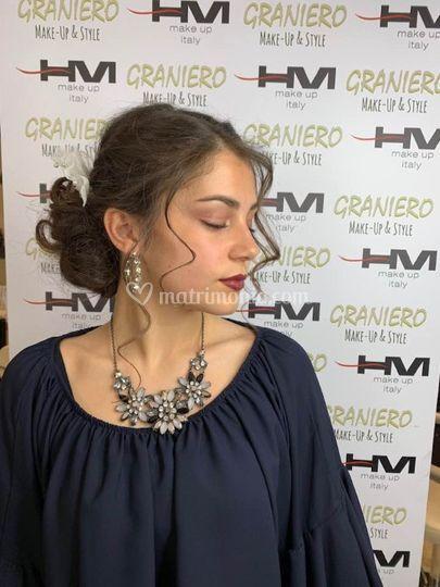 Capelli, make-up e accessori