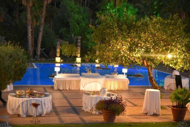 Aperitivo piscina di castello di san marco charming hotel - Piscina san marco ...