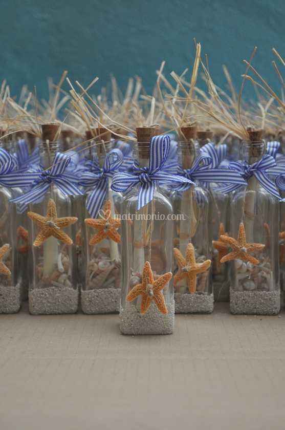 Partecipazioni Matrimonio Bottiglia.Bottiglia Mare Mod S Di Loro Di Napoli Partecipazioni Foto 64