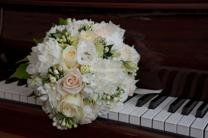 Bouquet sposa Baveno