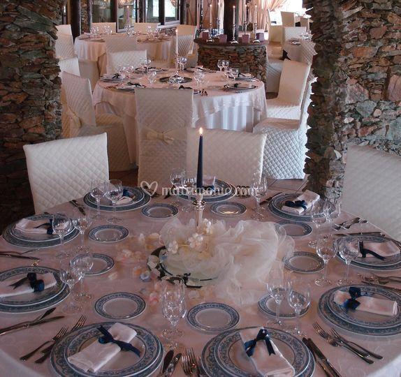 Tavolo sala del Tirreno