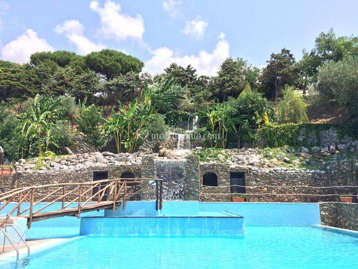 La piscina di il borgo della marinella foto 49 for Piantina della piscina