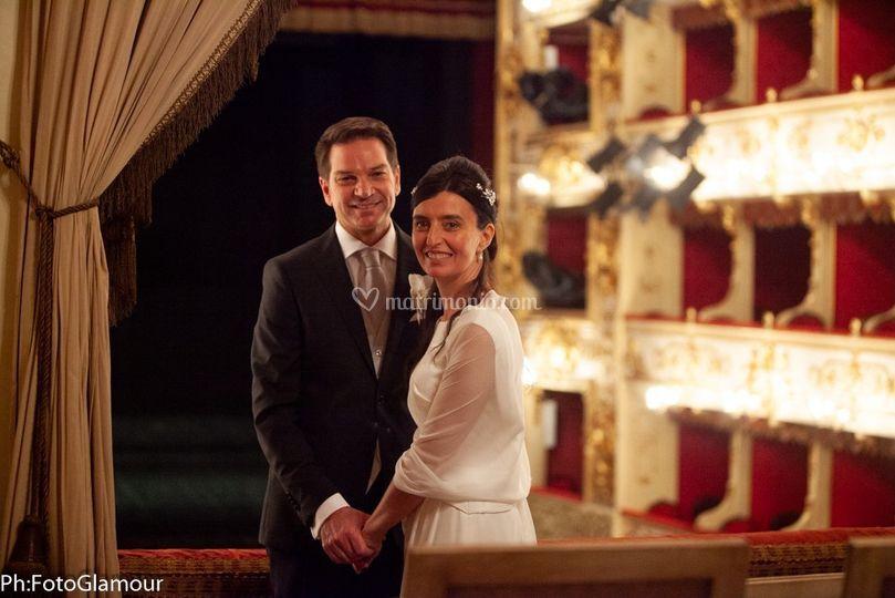 Wedding street Teatro Regio