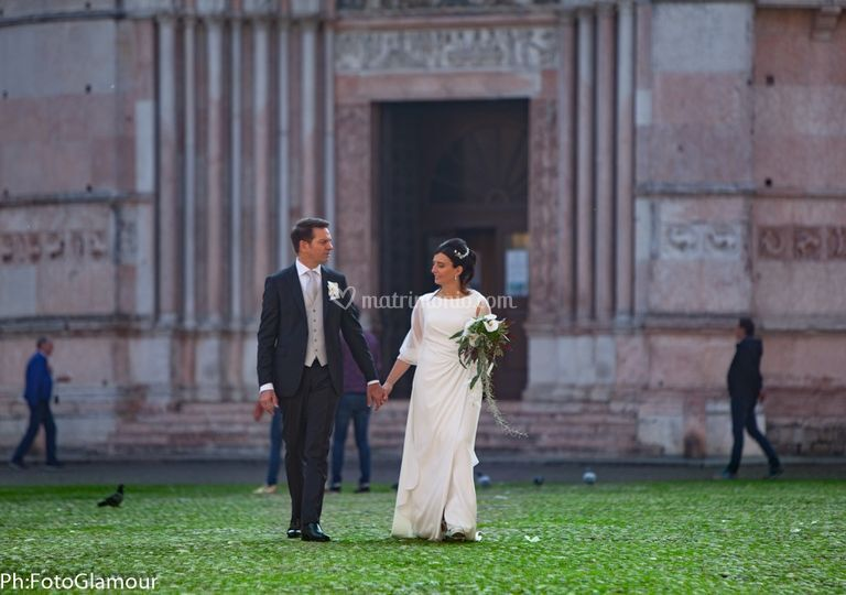 Wedding street Parma