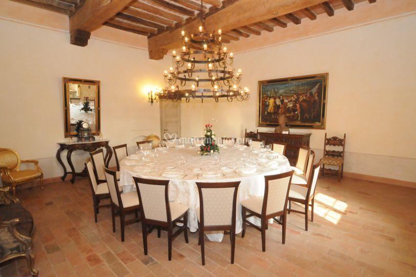 Sala tavola rotonda