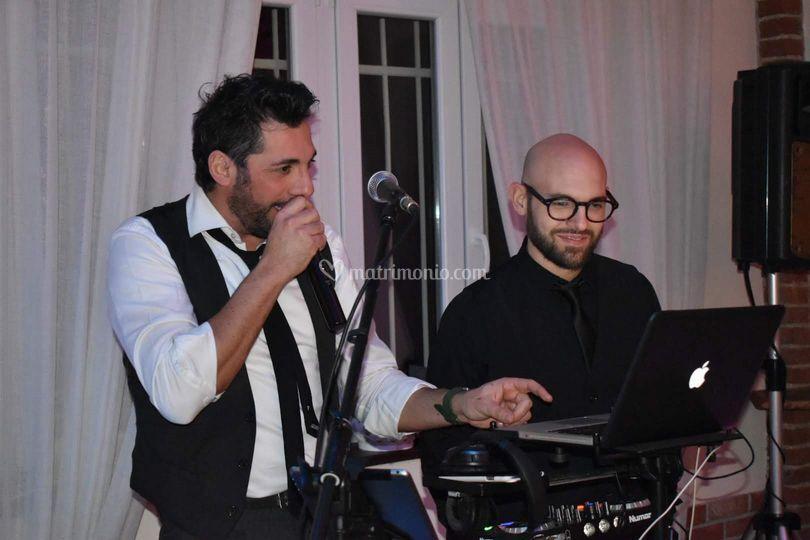 DJ set, Antica Cascina Marghe