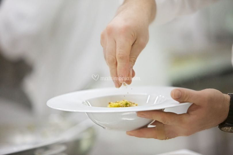 Art in cooking