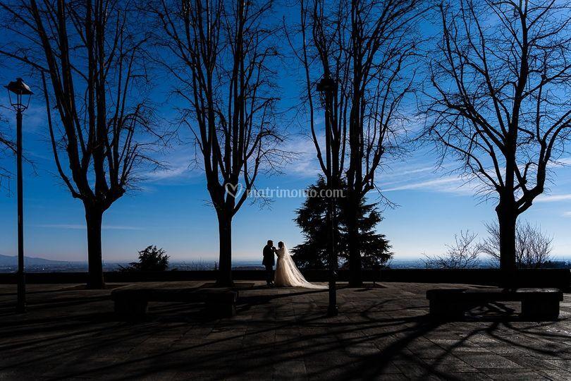 Sposi Castello di RIvoli