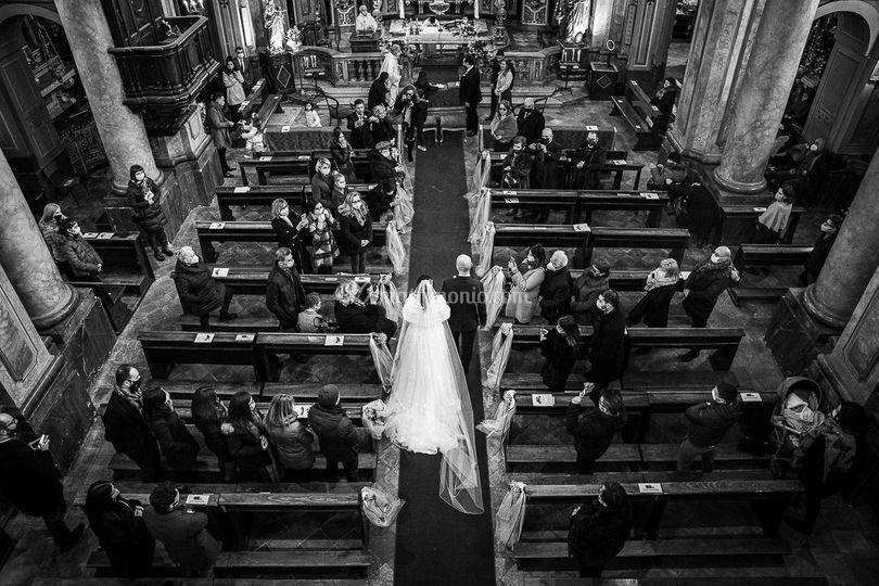 Ingresso della sposa Rivoli
