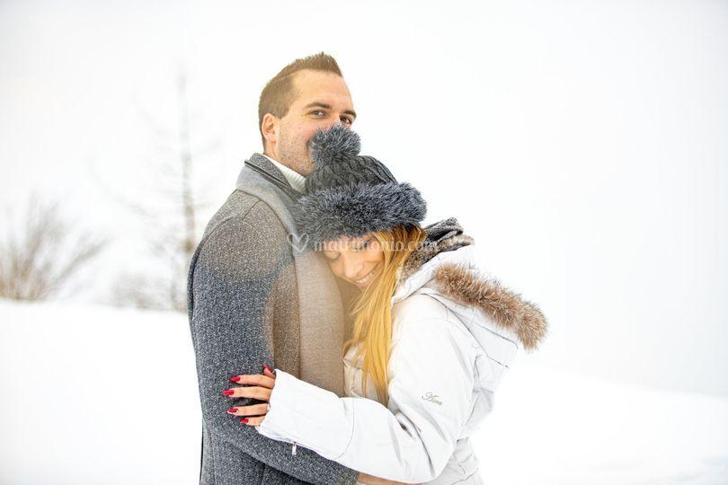 Prematrimoniale sulla neve