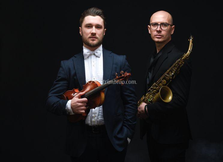 Violino & sax