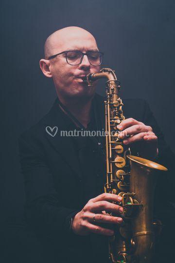 Il saxofonista