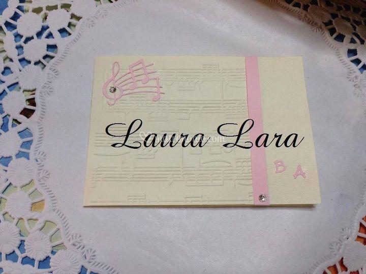 Laura Sogni di Carta